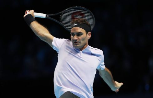 Nitto ATP Finals, Day One, The O2 Arena, London, UK - 12 Nov 2017