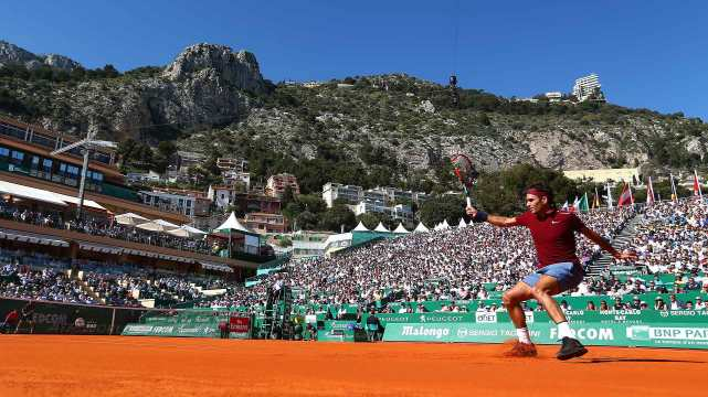 federer-monte-carlo-friday2-2016-reaction