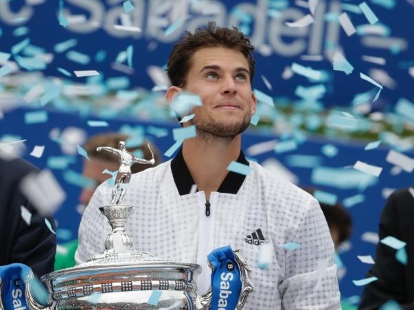 APTOPIX Spain Tennis Barcelona Open