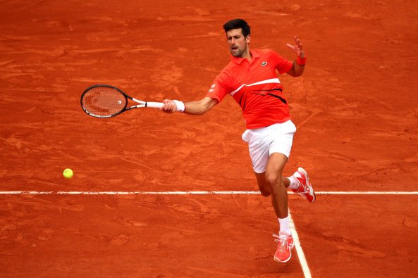 Novak+Djokovic+French+Open+May+2019