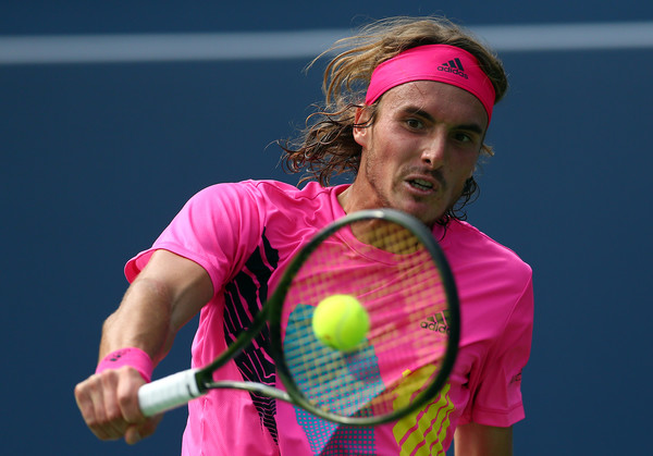 Tsitsipas R3 bh getty
